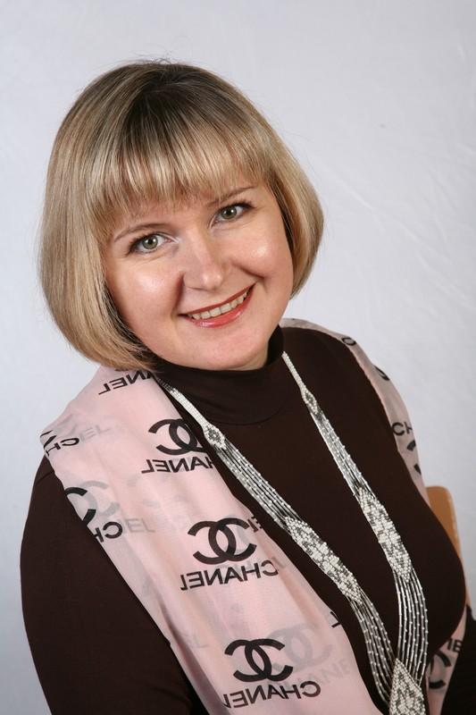 Галина Віталіївна Сергєєва : заступник директора